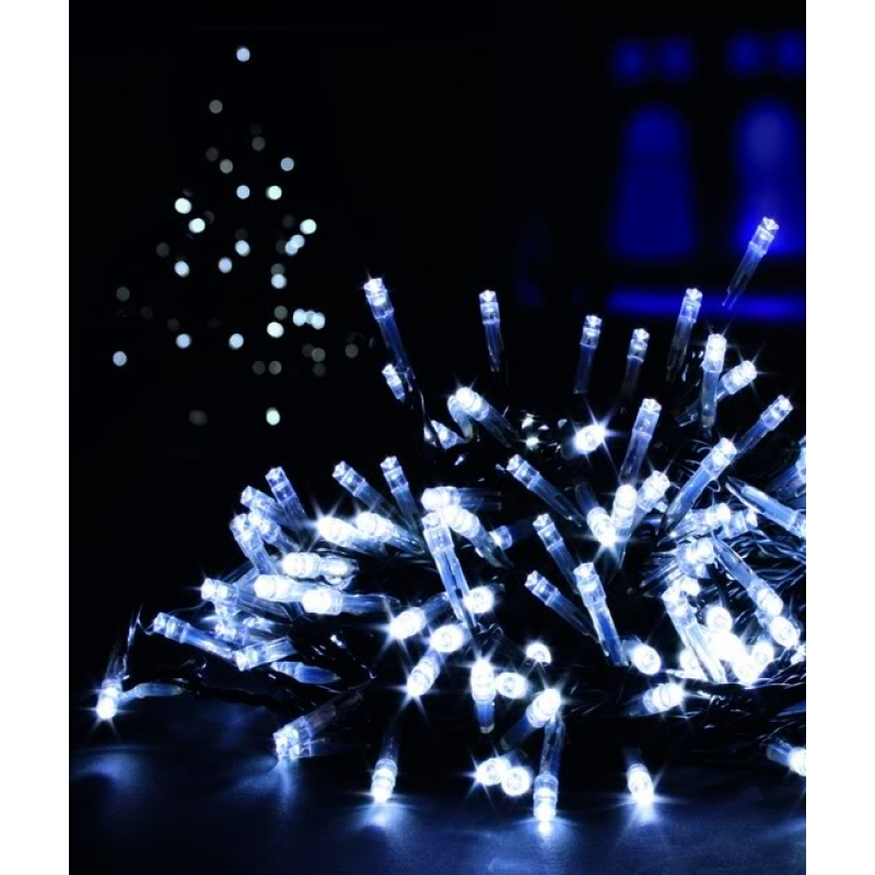 Premier LV112377 SPECIAL OFFER 420 LED TWINKLE Supabrights in White