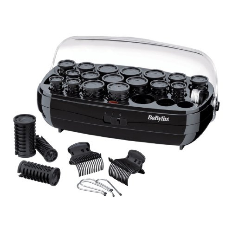 Babyliss 3045u thermo ceramic rollers heated rollers ladies hair